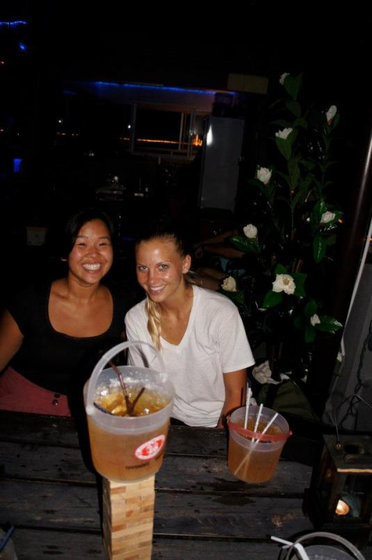 Colleen & I