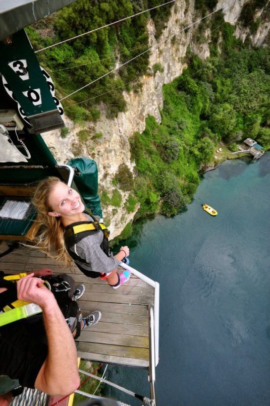 Bungy!!