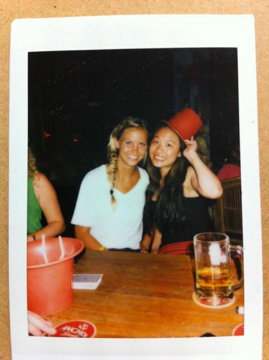 Feng & I