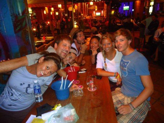 Rina, Sebastiaan, Emma, Feng, & Me