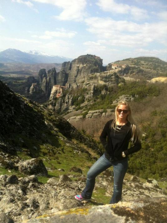 Meteora! Absolutely breathtaking!